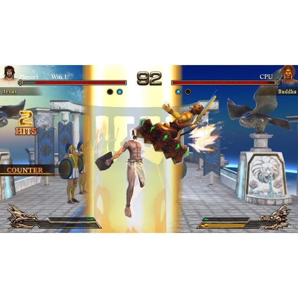Fight of Gods 通常版 【Switchゲームソフト】_4