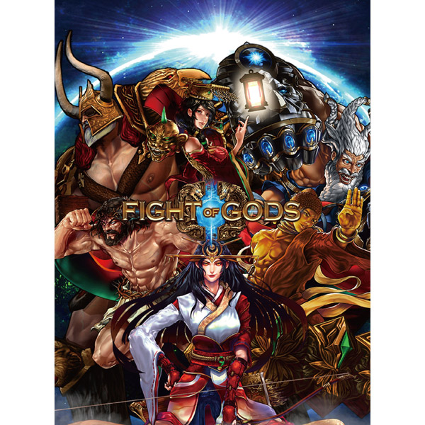 Fight of Gods 特装版 【Switchゲームソフト】_9