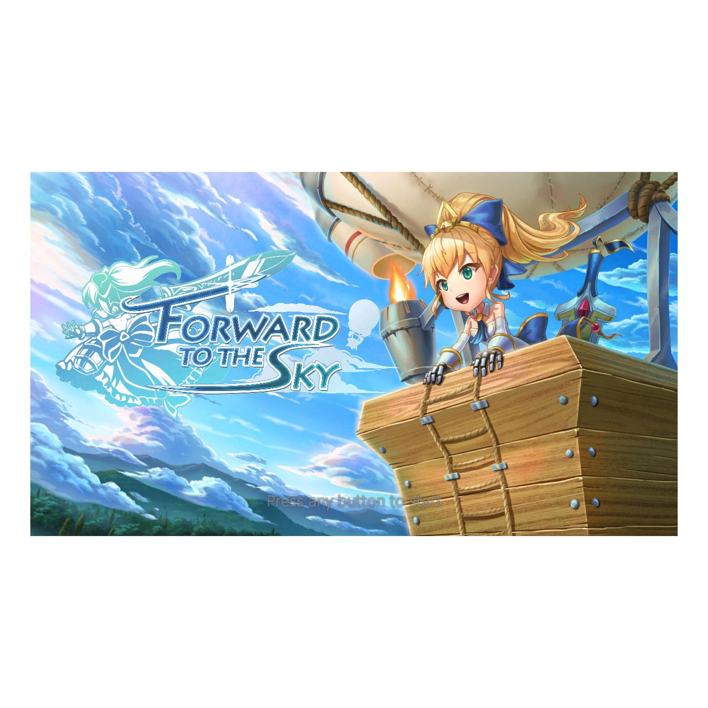 フォワード・トゥ・ザ・スカイ Forward To The Sky 通常版 【Switchゲームソフト】_2