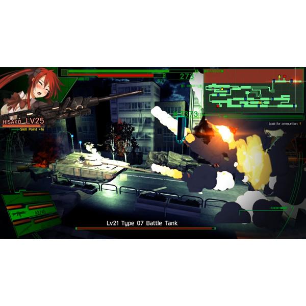 DEAD OR SCHOOL 【PS4ゲームソフト】_2