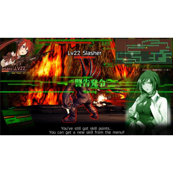 DEAD OR SCHOOL 【Switchゲームソフト】_2