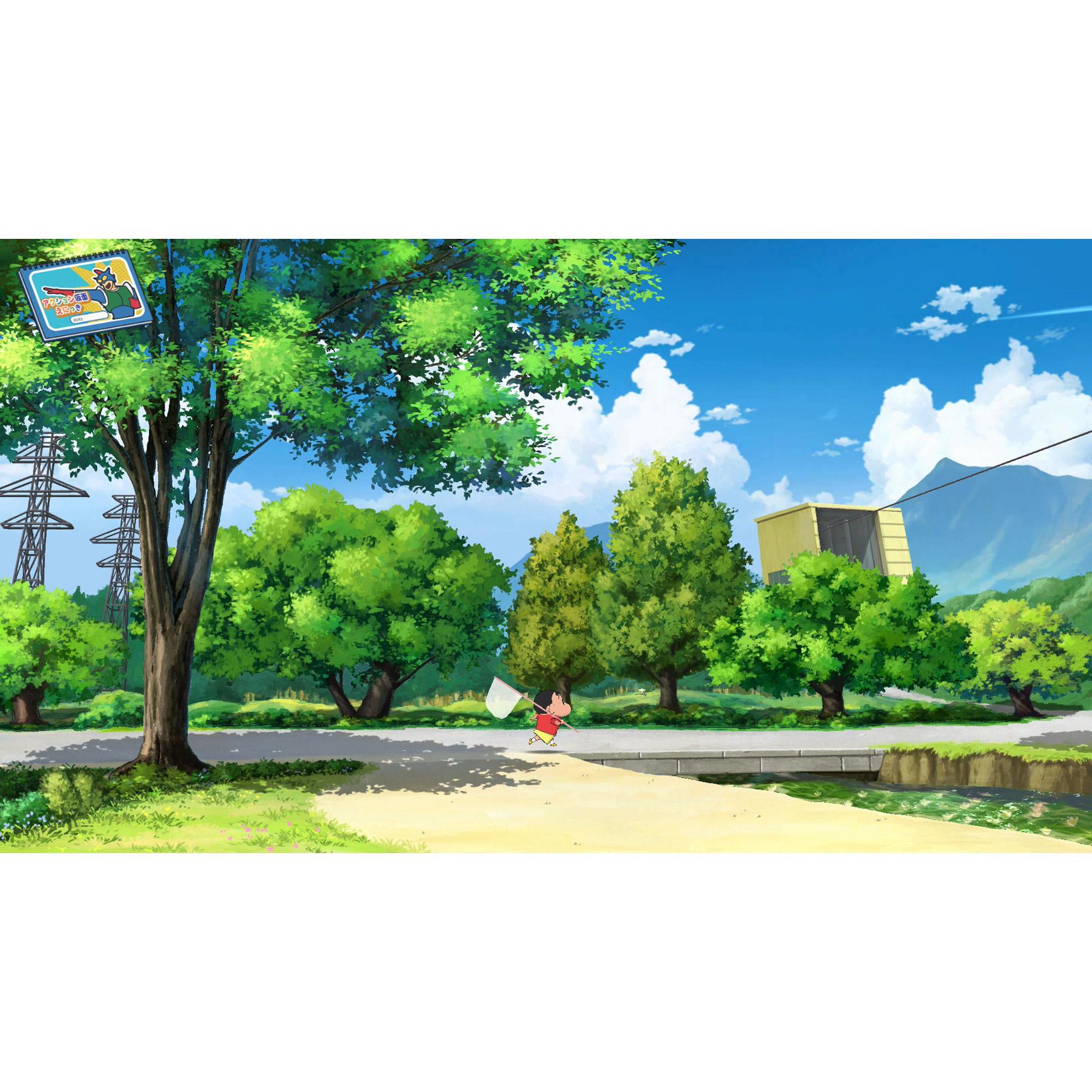 クレヨンしんちゃん『オラと博士の夏休み』〜おわらない七日間の旅〜 通常版 【Switchゲームソフト】_1