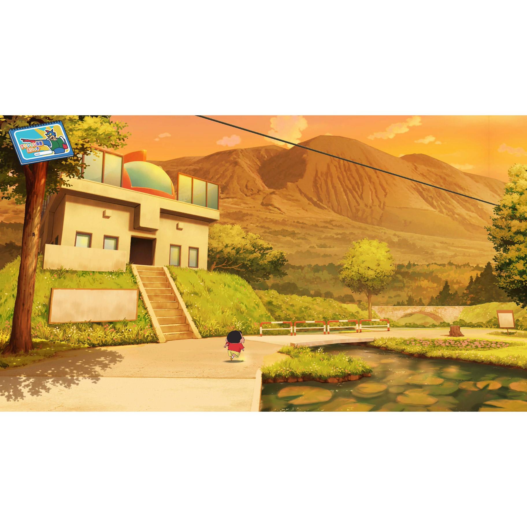 クレヨンしんちゃん『オラと博士の夏休み』〜おわらない七日間の旅〜 通常版 【Switchゲームソフト】_2