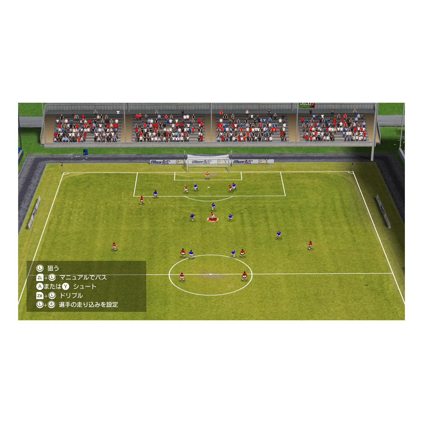 サッカークラブライフ プレイングマネージャー 【Switchゲームソフト】_5