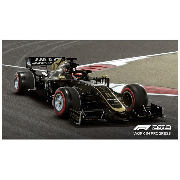 F1 2019 【PS4ゲームソフト】_2