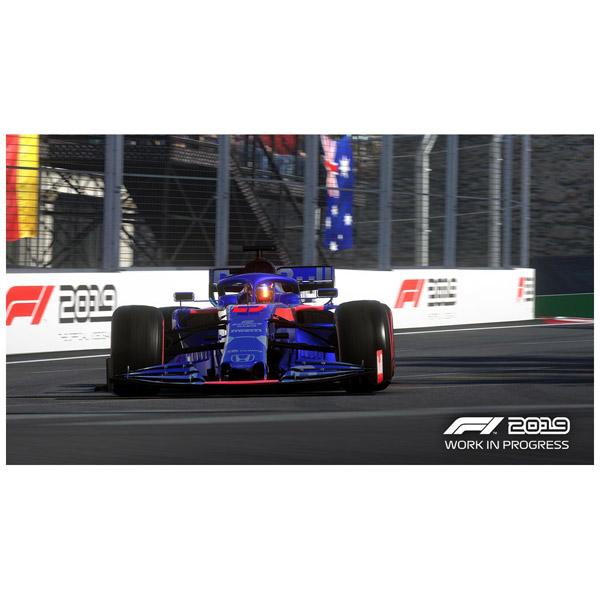 F1 2019 【PS4ゲームソフト】_4