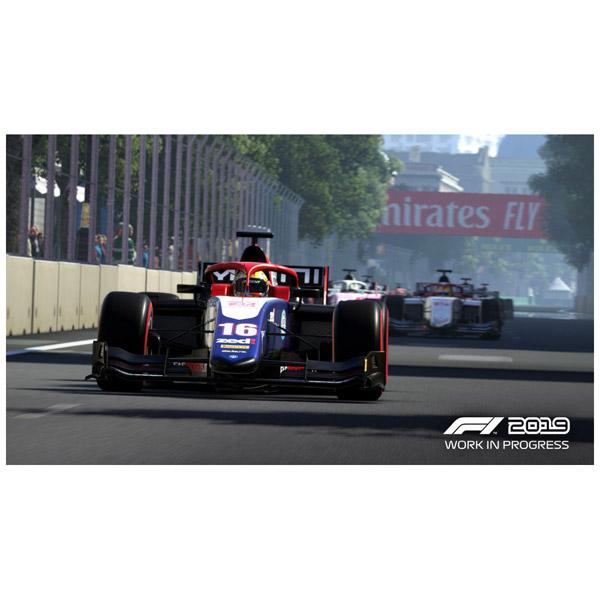 F1 2019 【PS4ゲームソフト】_6