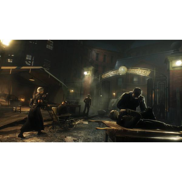 Vampyr ヴァンパイア 通常版 【PS4ゲームソフト】_8