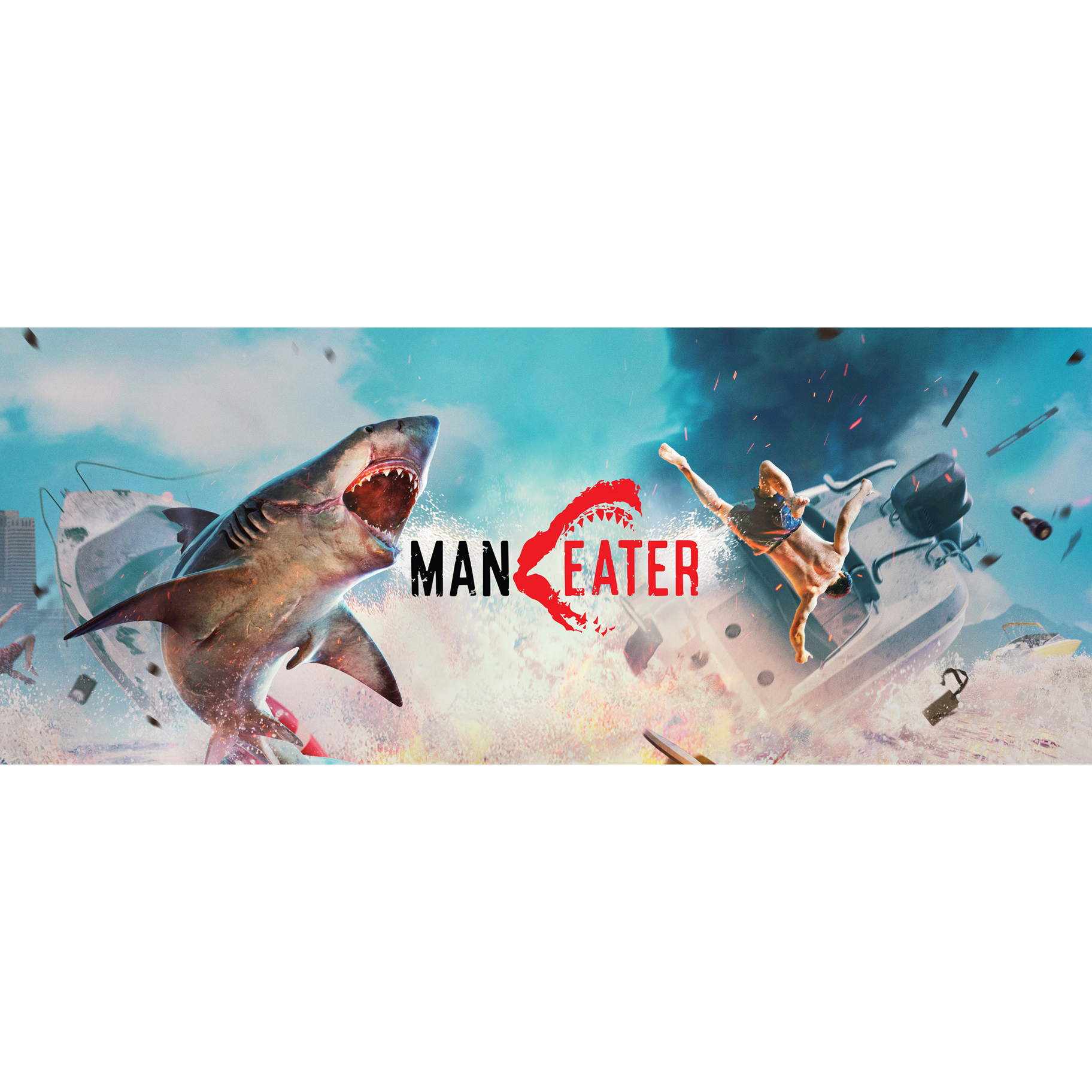 Maneater 【PS4ゲームソフト】_2