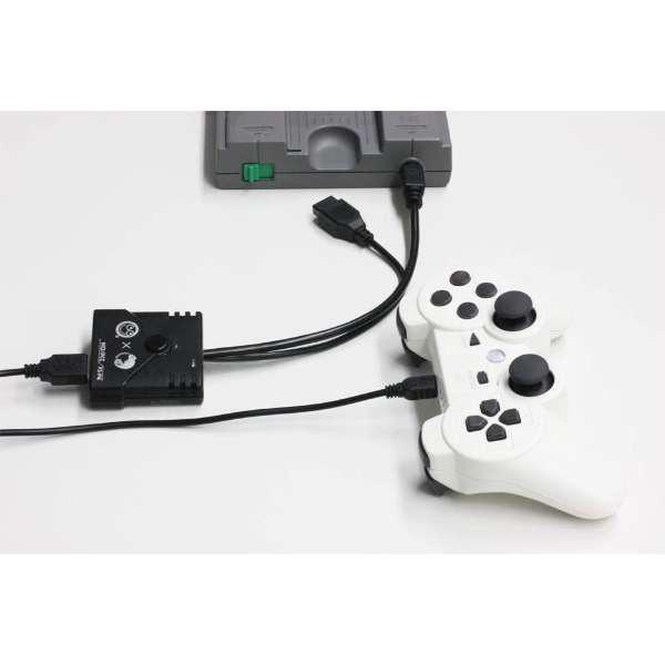 MD/PCE用 スーパーコンバーター (PS4/PS3用コントローラ対応) [CC-MLSCV-BK]_2