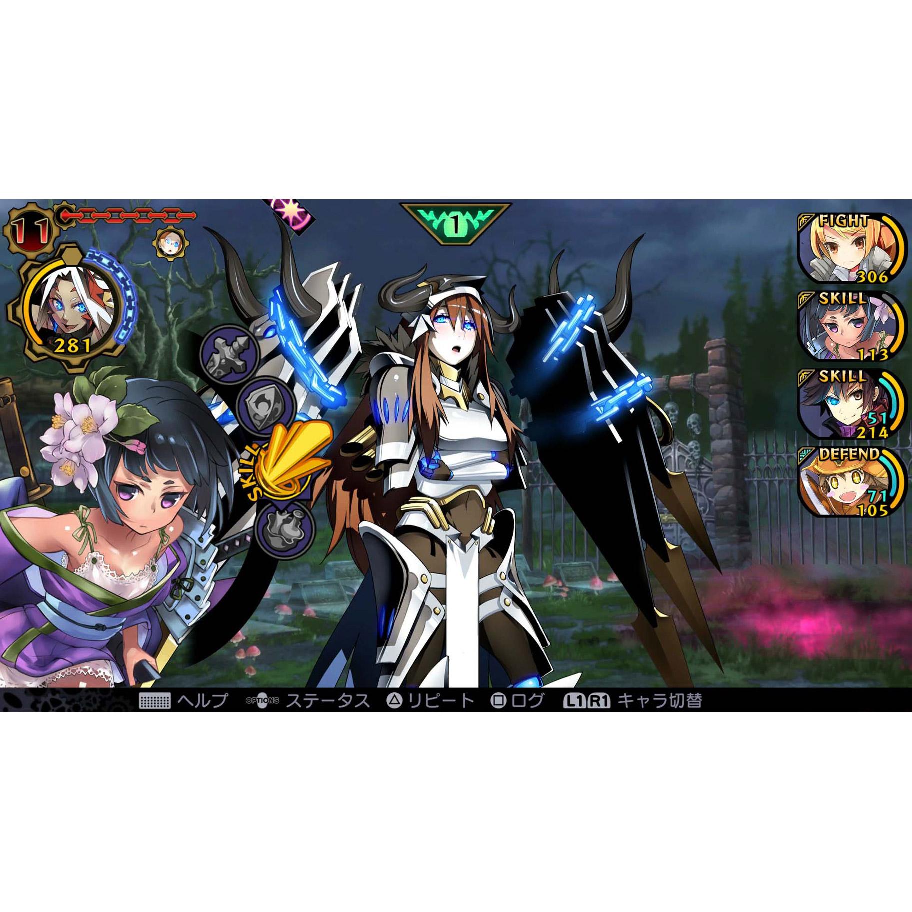 DEMON GAZE EXTRA 通常版 【PS4ゲームソフト】_4