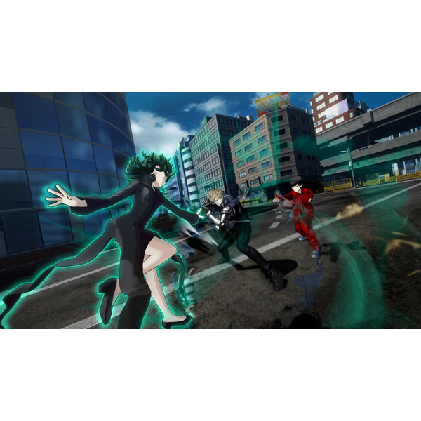 ONE PUNCH MAN A HERO NOBODY KNOWS 【PS4ゲームソフト】_5