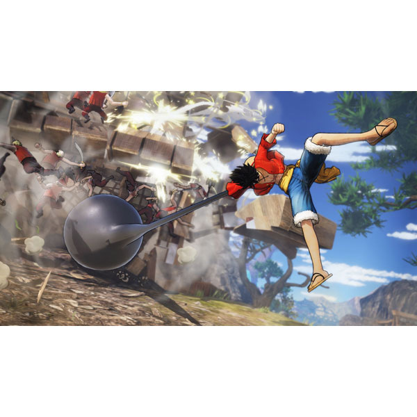 ONE PIECE 海賊無双4 PLJM-16562  [PS4]_8