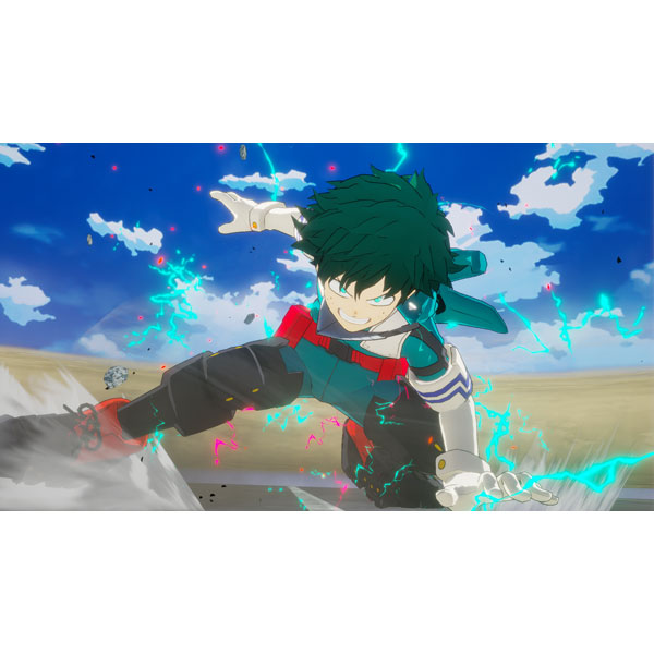 僕のヒーローアカデミア One's Justice2  【PS4ゲームソフト】_1