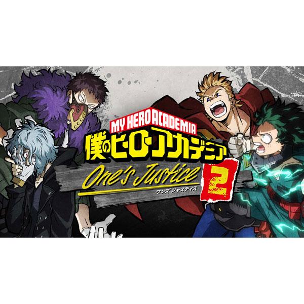 僕のヒーローアカデミア Ones Justice2 【Switchゲームソフト】_1