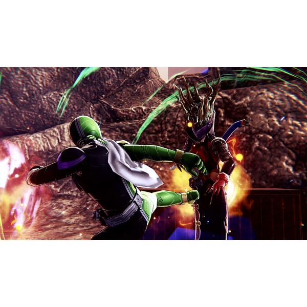 KAMENRIDER memory of heroez 通常版 【PS4ゲームソフト】_6