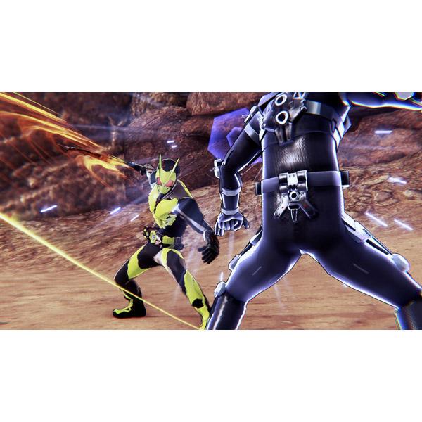 KAMENRIDER memory of heroez Premium Sound Edition 【PS4ゲームソフト】_7