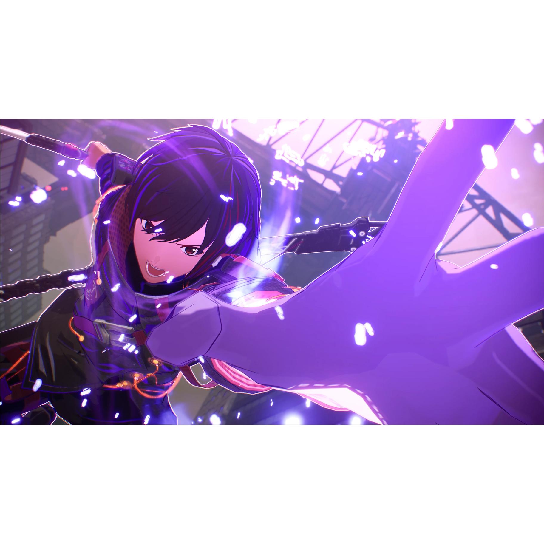 SCARLET NEXUS 【XboxSeriesXゲームソフト】_3