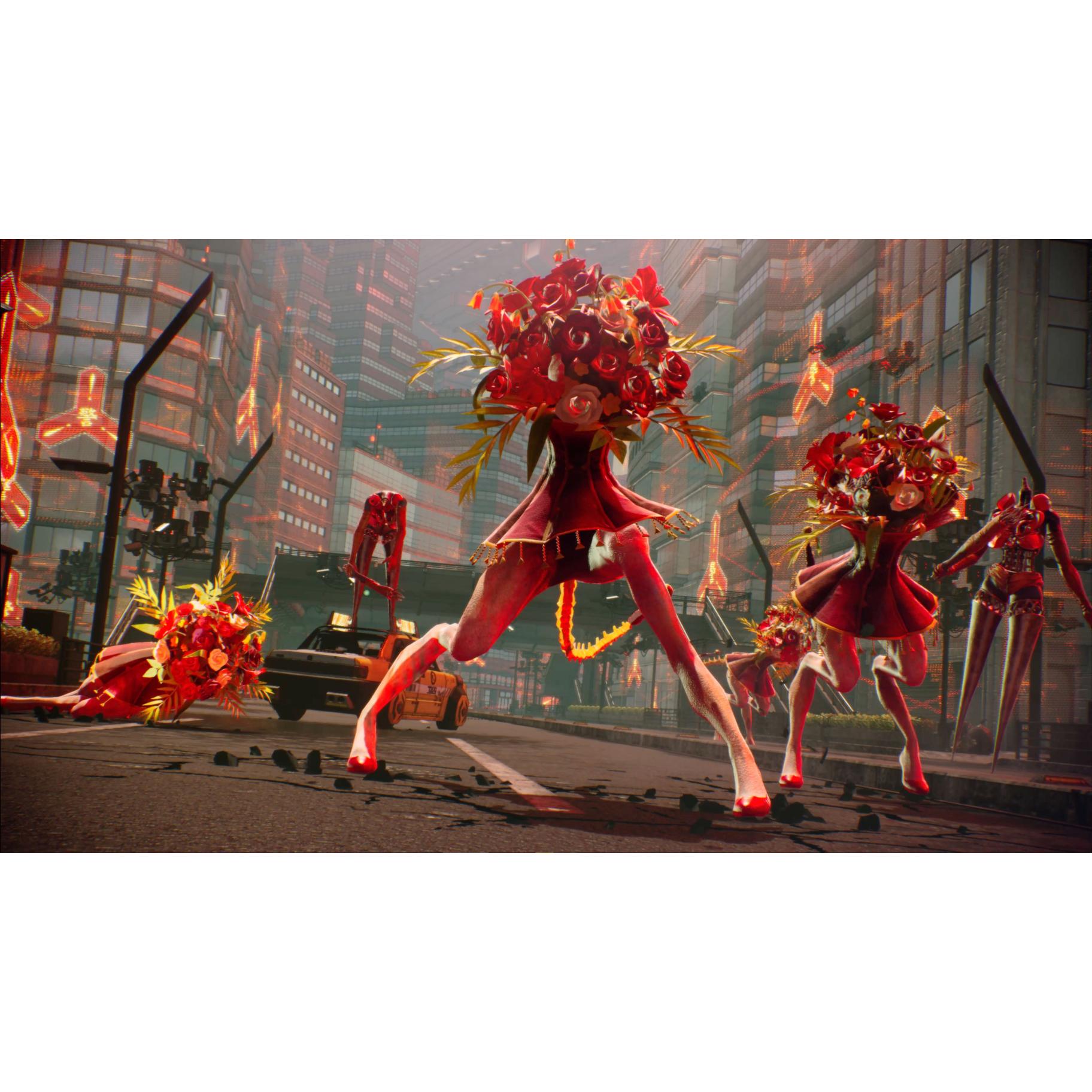 SCARLET NEXUS 【XboxSeriesXゲームソフト】_4