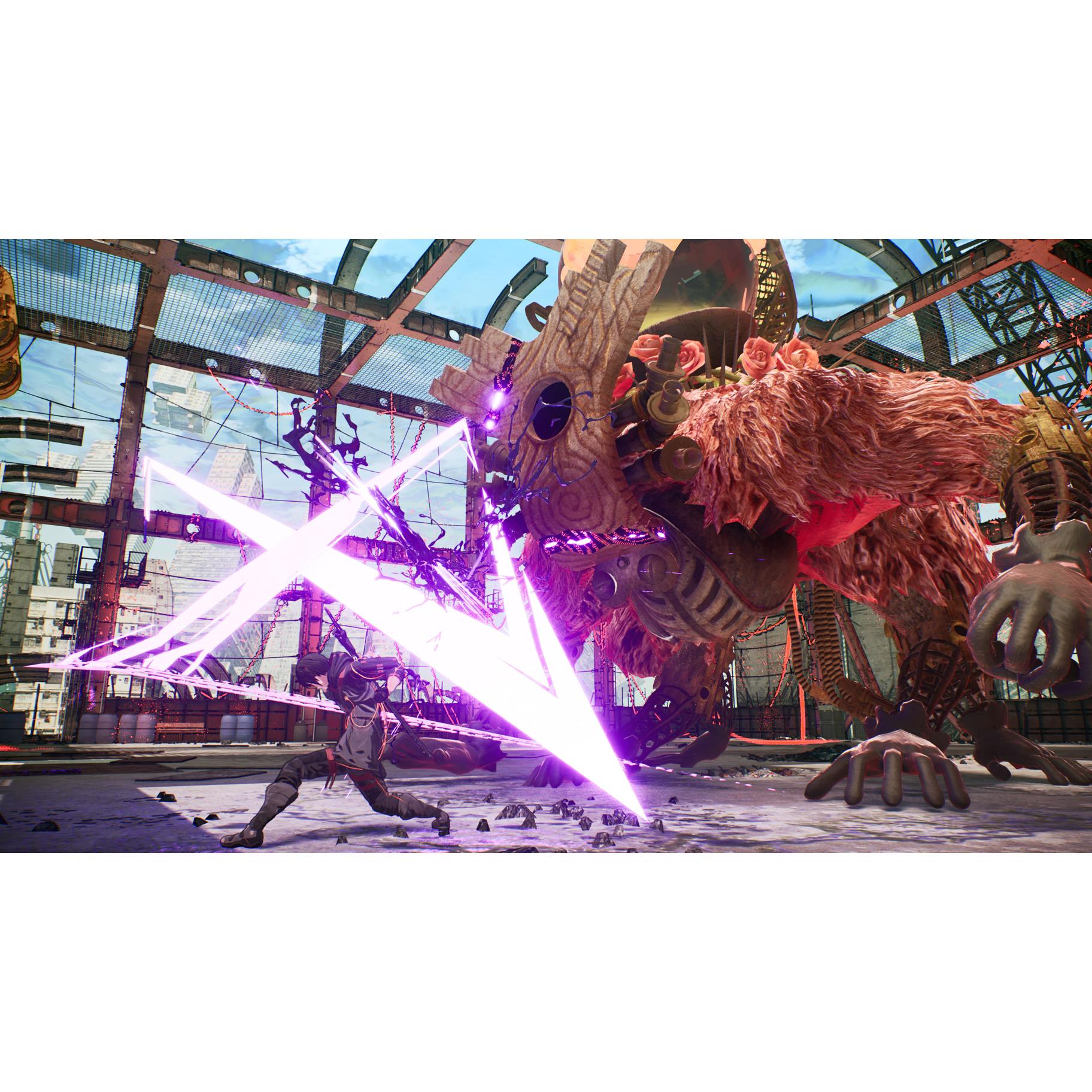 SCARLET NEXUS 【XboxSeriesXゲームソフト】_6