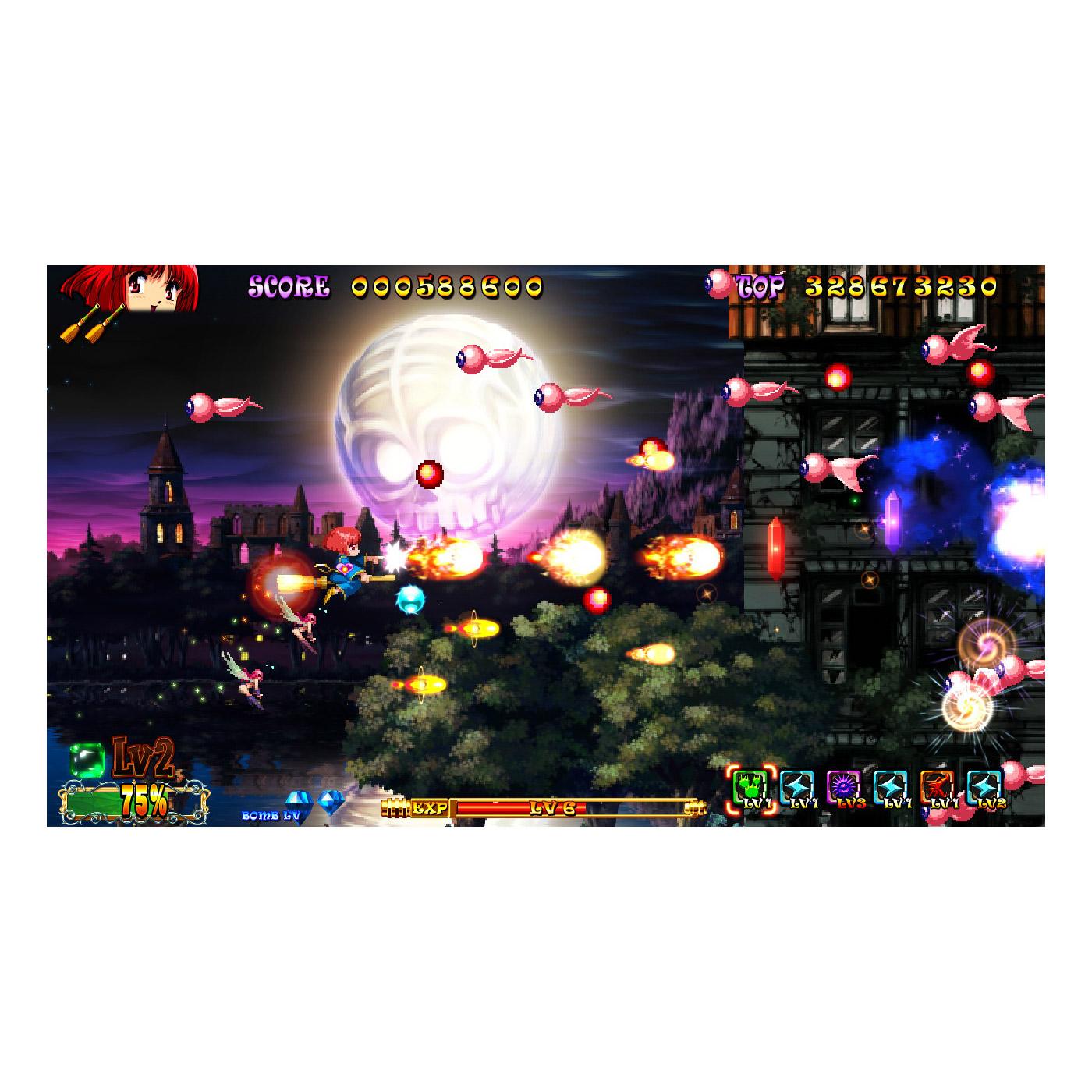 【店頭併売品】 コットン リブート! 限定版 【PS4ゲームソフト】_2