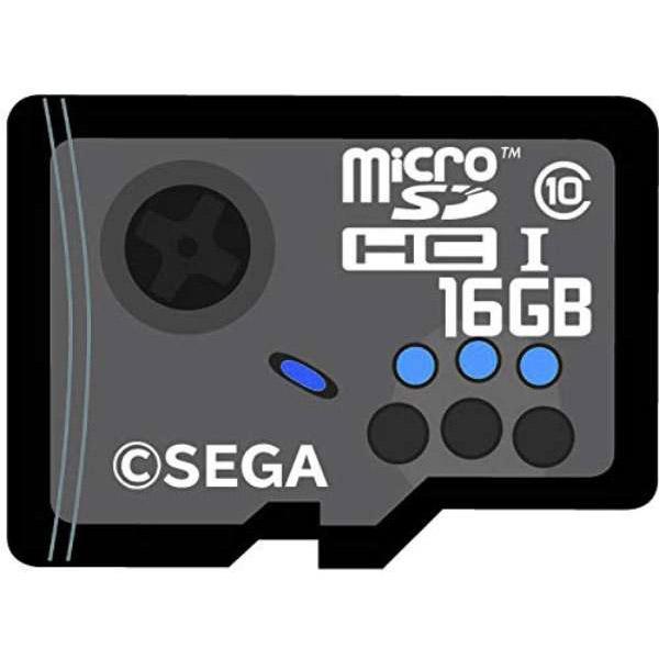 【在庫限り】 セガサターンmicroSDHCカード(16GB)+SDアダプターセット [STFW103-SA]_3