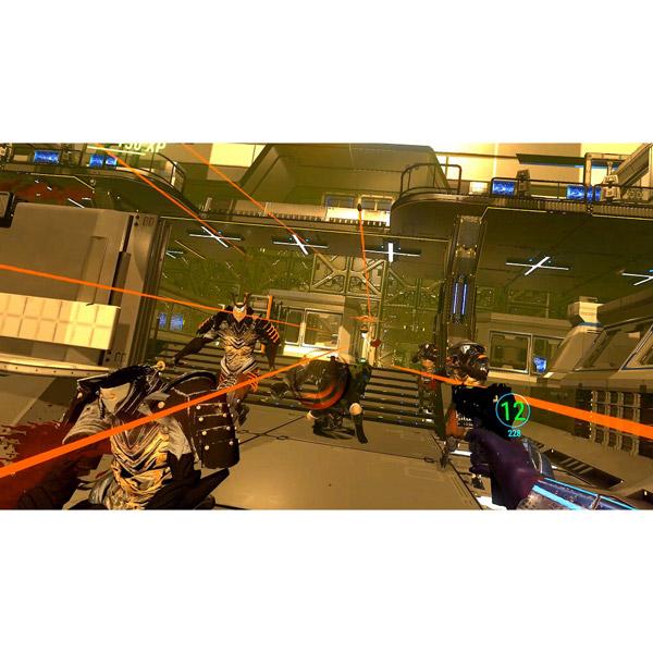 サイレントVR 【PS4ゲームソフト(VR専用】_3