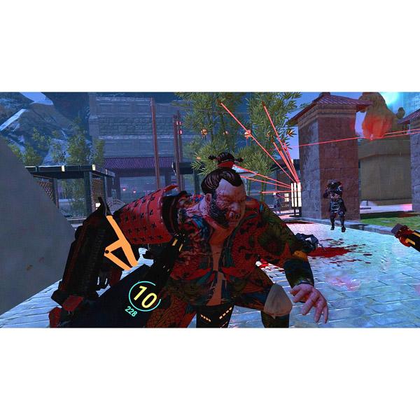 サイレントVR 【PS4ゲームソフト(VR専用】_7