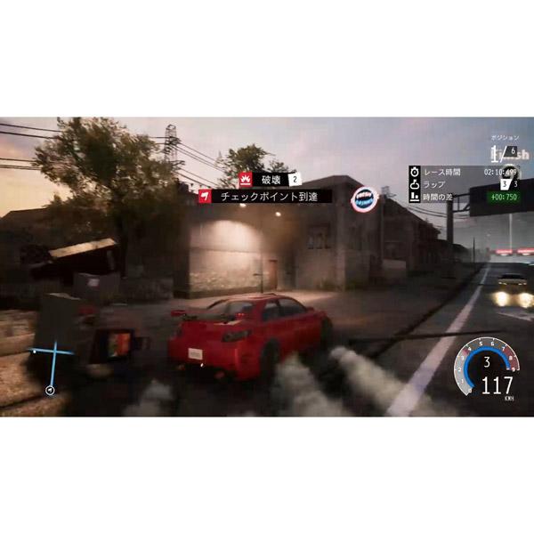 スーパー・ストリート: Racer 【Switchゲームソフト】_3