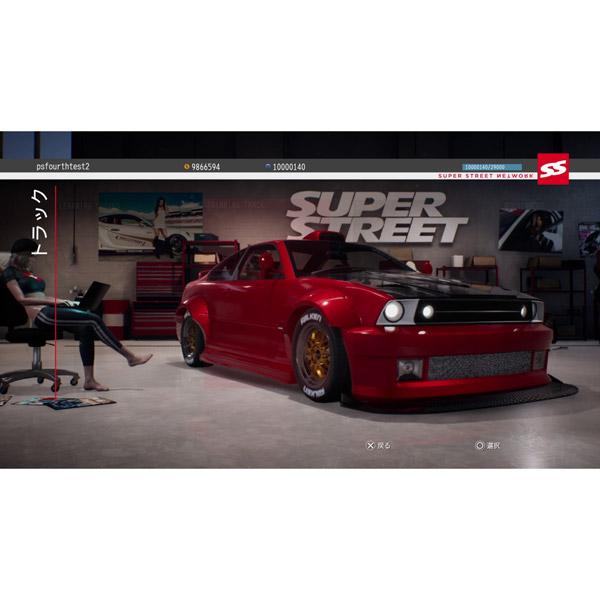 スーパー・ストリート: Racer 【Switchゲームソフト】_6