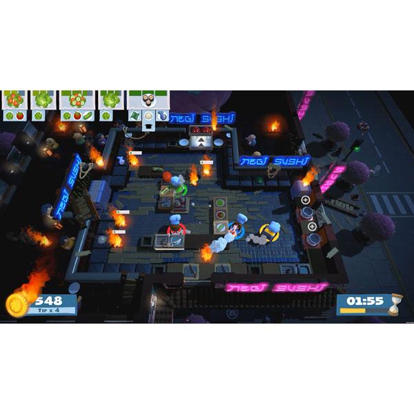 【在庫限り】 Overcooked2 オーバークック2 【PS4ゲームソフト】_3