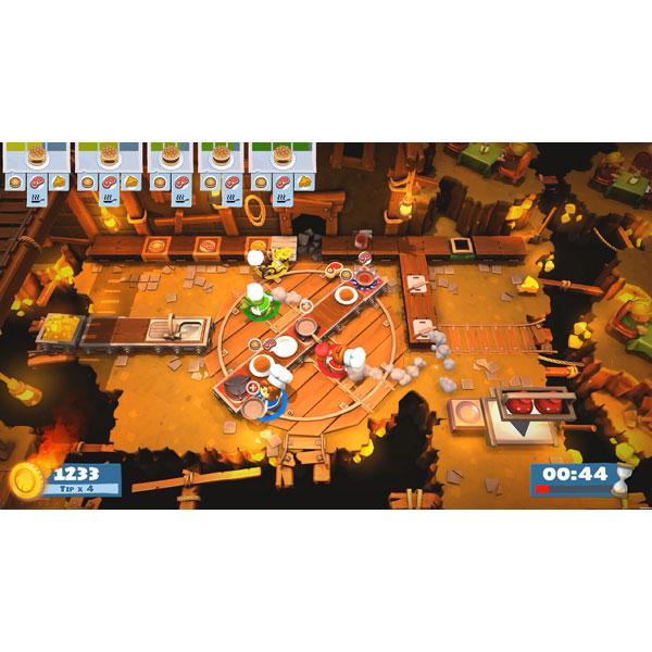 【在庫限り】 Overcooked2 オーバークック2 【PS4ゲームソフト】_4