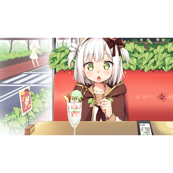 食用系少女 Food Girls 限定版 【Switchゲームソフト】_6