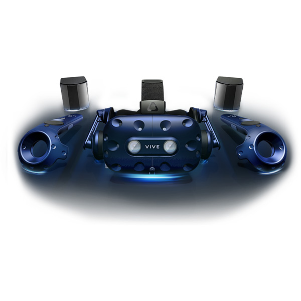 【在庫限り】 HTC VIVE Pro 99HANW009-00[2,880×1,600/VRシステム] セットモデル_1