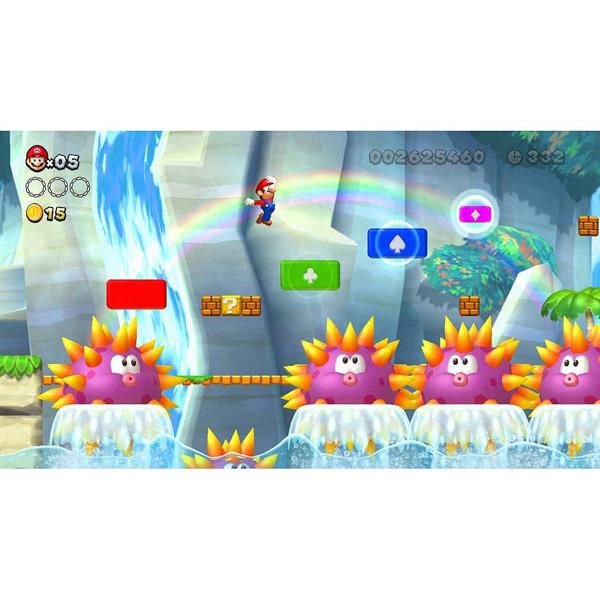 【在庫限り】 NewスーパーマリオブラザーズU 【Wii Uゲームソフト】_1