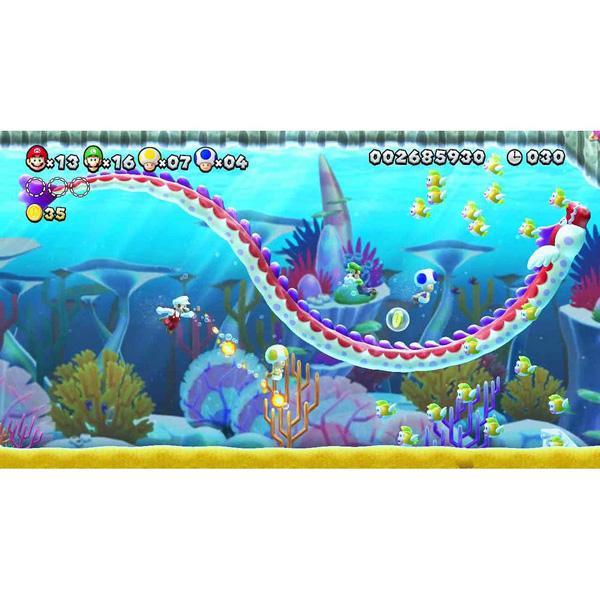 【在庫限り】 NewスーパーマリオブラザーズU 【Wii Uゲームソフト】_2