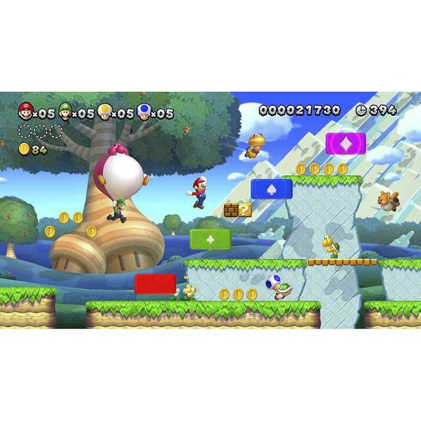 【在庫限り】 NewスーパーマリオブラザーズU 【Wii Uゲームソフト】_3