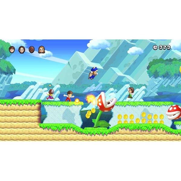 【在庫限り】 NewスーパーマリオブラザーズU 【Wii Uゲームソフト】_4