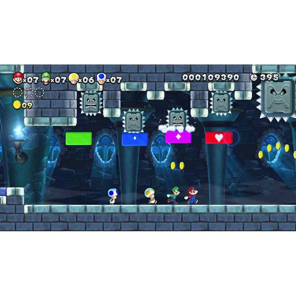 【在庫限り】 NewスーパーマリオブラザーズU 【Wii Uゲームソフト】_5