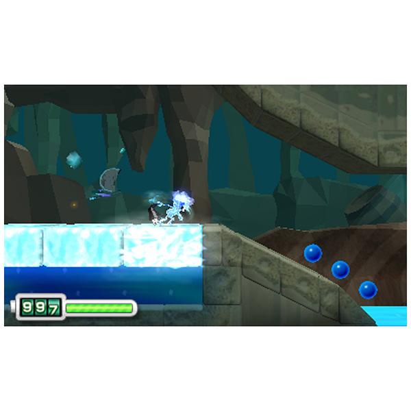 【在庫限り】 なげなわアクション! ぐるぐる! ちびロボ! 【3DSゲームソフト】_2