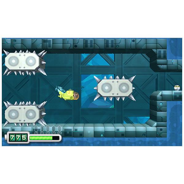 【在庫限り】 なげなわアクション! ぐるぐる! ちびロボ! 【3DSゲームソフト】_3