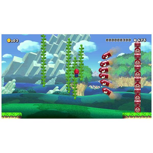 スーパーマリオメーカー【Wii Uゲームソフト】_2
