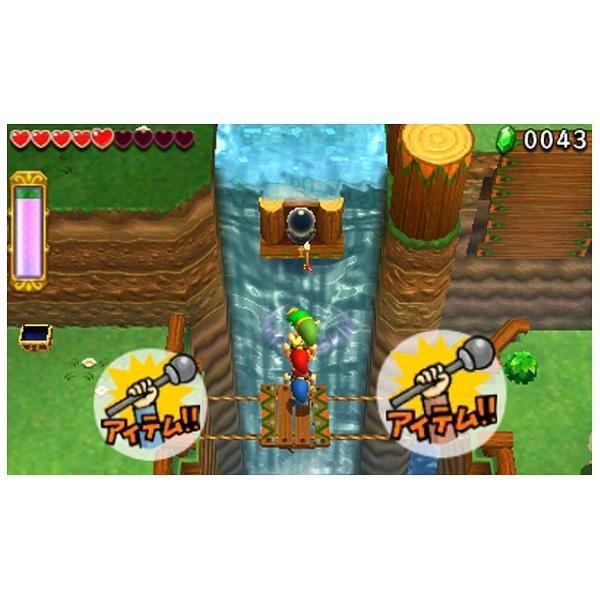 ゼルダの伝説 トライフォース3銃士【3DSゲームソフト】   [ニンテンドー3DS]_3