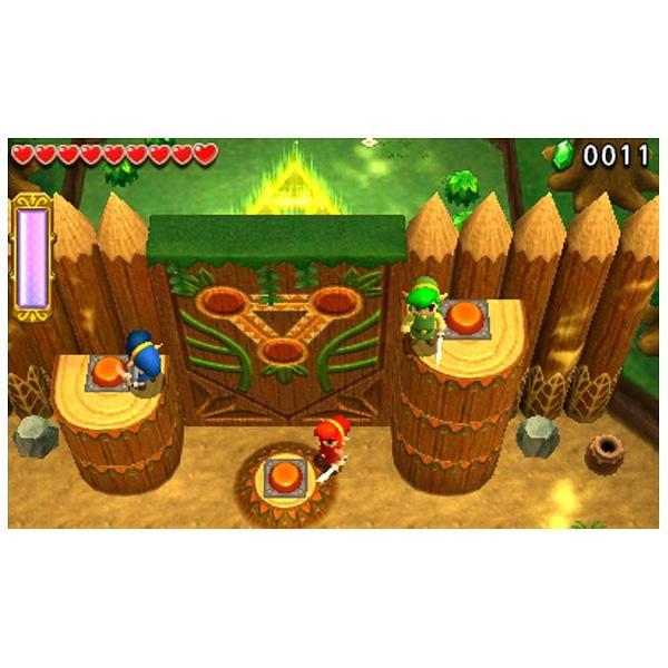 ゼルダの伝説 トライフォース3銃士【3DSゲームソフト】   [ニンテンドー3DS]_5