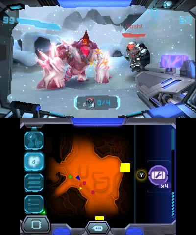 メトロイドプライム フェデレーションフォース【3DSゲームソフト】   [ニンテンドー3DS]_2