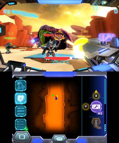 メトロイドプライム フェデレーションフォース【3DSゲームソフト】   [ニンテンドー3DS]_4