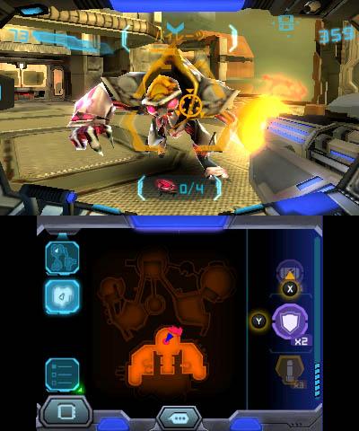 メトロイドプライム フェデレーションフォース【3DSゲームソフト】   [ニンテンドー3DS]_7