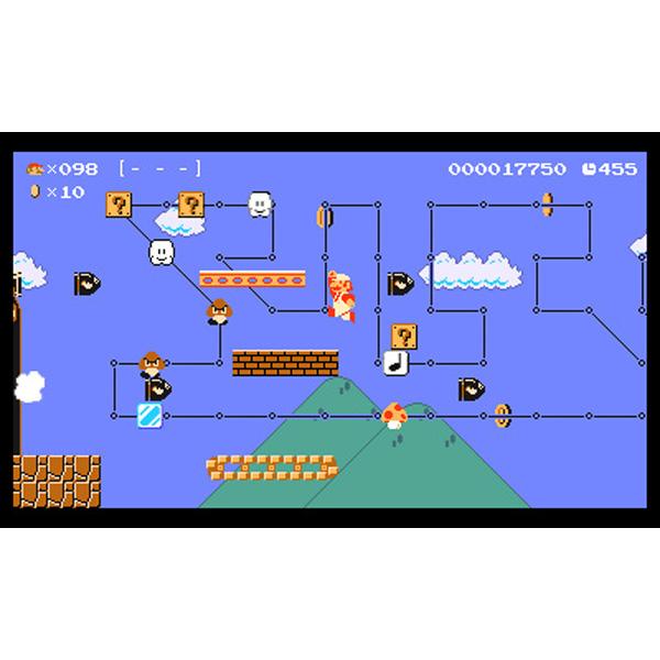 スーパーマリオメーカー for ニンテンドー3DS 【3DSゲームソフト】_6