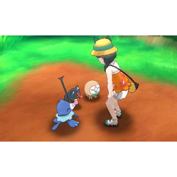 ポケットモンスター ウルトラムーン 【3DSゲームソフト】_1