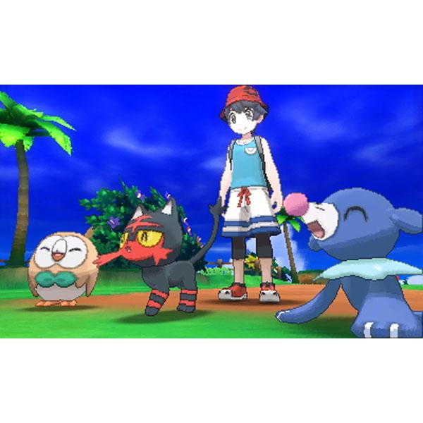 ポケットモンスター ウルトラムーン 【3DSゲームソフト】_5